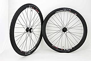 WTB 700c 29inch Disc Brake Monster Cross Frequency Race TCS i23 Wheel Set Sealed Cartridge Bearing Hubs With Nano Tires and Tubes!