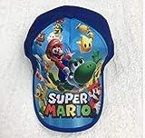 AJSJ 1Pcs Cartoon Super Mario Mode Sonne Mario Casual Cosplay Baseball Cap Kinder Party Geschenke,...
