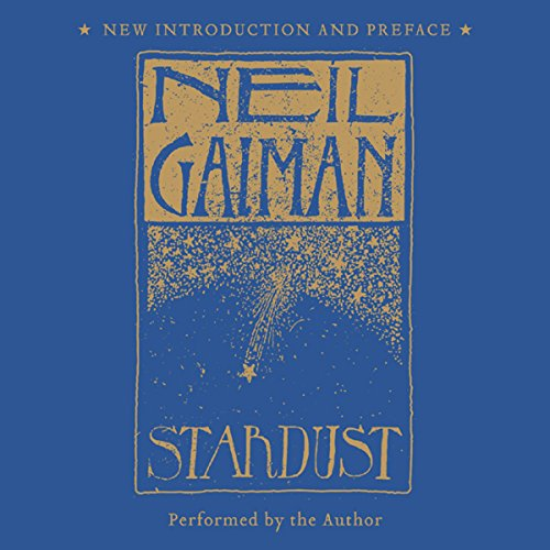 Stardust: The Gift Edition audiobook cover art