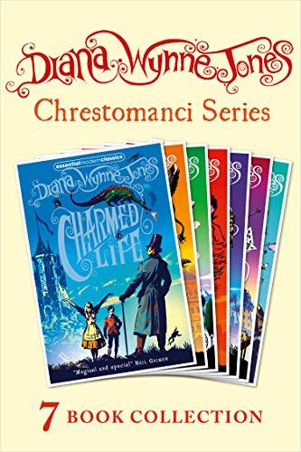 The Chrestomanci Series: Entire Collection Books 1-7 (The Chrestomanci Series) (English Edition)
