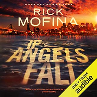 If Angels Fall  audiobook cover art