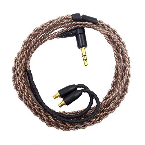 Micity Cable de repuesto para auriculares Audio Technica ATH-LS300Is/ATH-LS400Is/ATH-LS200Is/ATH-LS50Is/ATH-LS70Is/LS200/LS300/LS400