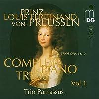 V1: Complete Piano Trios by L.F.V. PREUSSEN