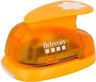 Artemio VIHCP906 Grande Perforatrice à Levier Fleur Plastique 9,6 x 6,5 x 16 cm - Coloris aléatoire