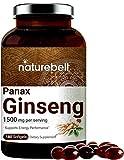 Korean Red Ginseng Supplements (Panax Ginseng...