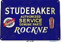 Stubaker認証サービスオイルガスサービスオートショップガレージA628 メタルポスタレトロなポスタ安全標識壁パネル ティンサイン注意看板壁掛けプレート警告サイン絵図ショップ食料品ショッピングモールパーキングバークラブカフェレストラントイレ公共の場ギフト