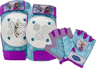Bell Disney Frozen Pad and Glove Set, Frozen Pad & Glove Set