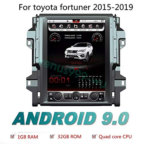 Why Should You Buy Android 9.0 (1+32) G for Toyota Fortuner Hilux Car Multimedia Player Stereo GPS D...