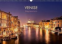 Venise Impressions (Calendrier mural 2022 DIN A3 horizontal): Voyage photographique à travers la romantique ville des lagunes. (Calendrier mensuel, 14 Pages )
