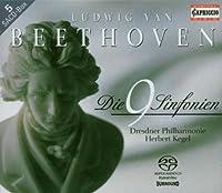 Sinfonie Nr.9 by L.V. Beethoven (2008-12-15)
