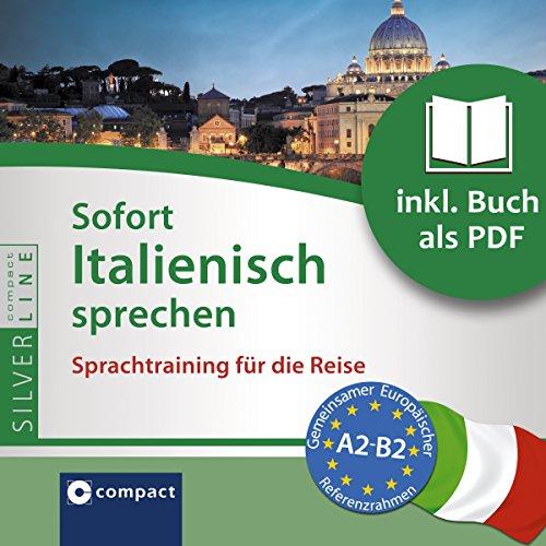 Sofort Italienisch sprechen - Sprachtraining für die Reise Titelbild
