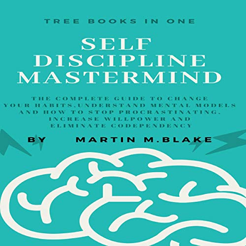Self Discipline Mastermind cover art