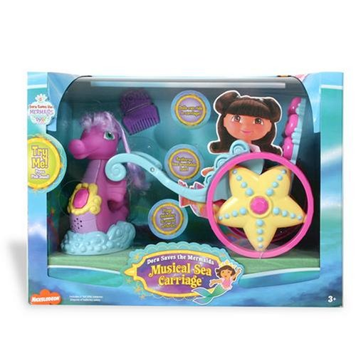 Dora Musical Sea Carriage