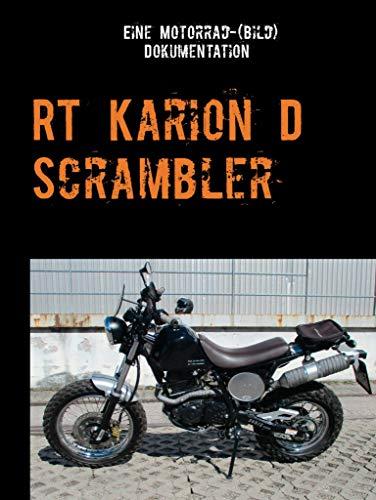 Hyosung RT Karion D Scrambler: Vom Serien-Motorrad zum exklusiven Einzelstück. Eine (Bild)-Dokumentation.