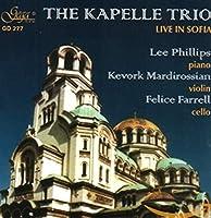 Kapelle Trio Live in Sofie