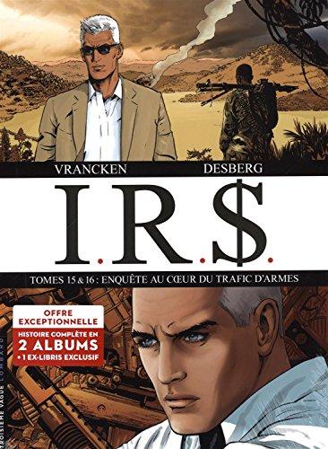Fourreau Irs T15/16 + Ex-Libris