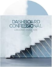 Crooked Shadows - Dashboard Confessional (Exclusive Clear and Blue Split Colored Vinyl)