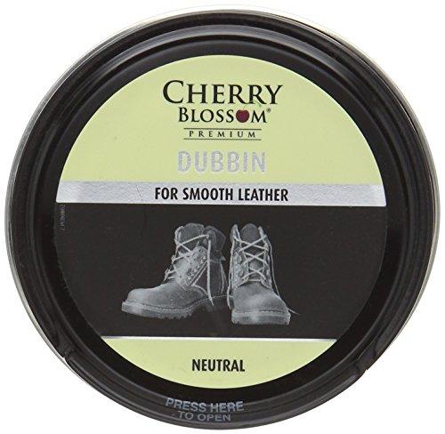 Cherry Blossom Premium Dubbin Shoe Treatments and Polishes PCDUB02 Neutral...