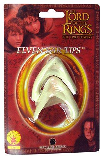 MyPartyShirt Tapones para los odos de Elven Hobbit, el seor de los anillos, elfo, Star Trek, Spock, disfraz de Legolas