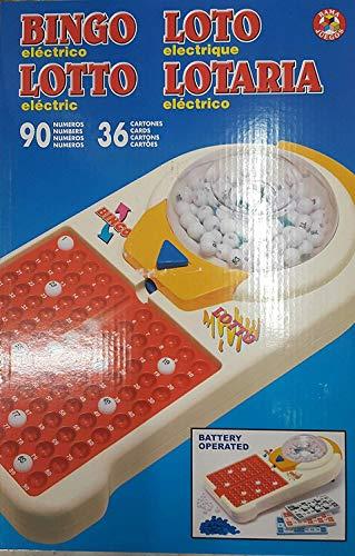 Otros Fabricantes Bingo eléctrico