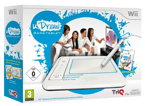 uDraw GameTablet mit uDraw Studio