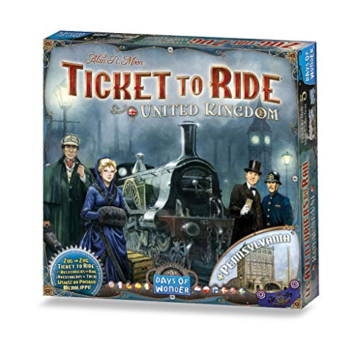 Ticket to Ride: United Kingdom
