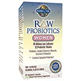 Garden of Life - RAW Probiotics Women - 90 Vegetarian Capsules (Shipped Cold)