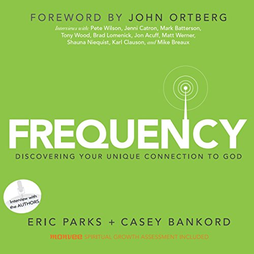 Frequency audiobook cover art