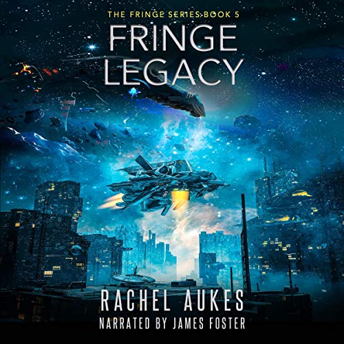 Fringe Legacy cover art