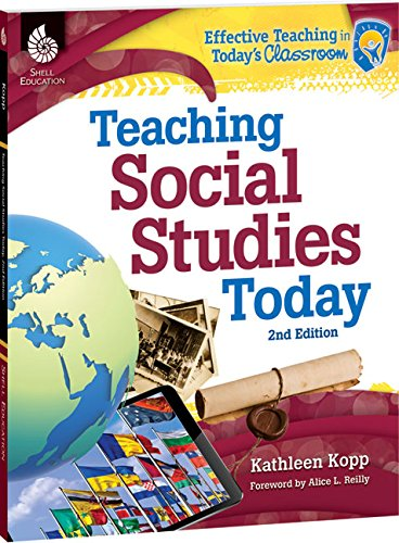 Amazon.com: Teaching Social Studies Today 2nd Edition (Effective ...