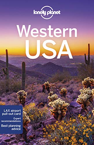Lonely Planet Western USA 5 (Regional Guide)