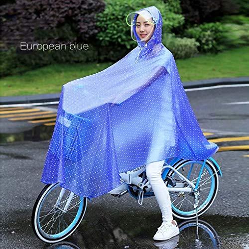 Mobility Scooter Regenponcho für Fahrrad, kompakt, leicht, wiederverwendbar, für Jungen und Mädchen