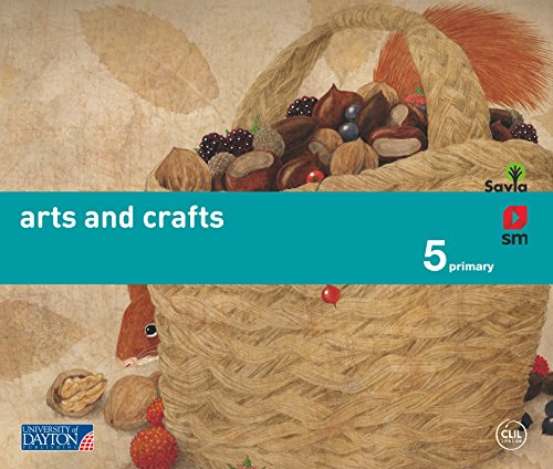 Arts and crafts. 5 Primary. Savia - 9788416346103