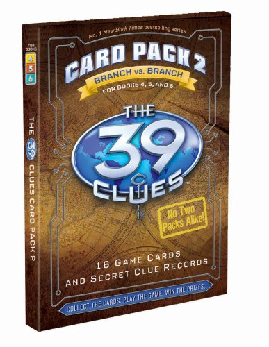 the 39 clues book set - 9