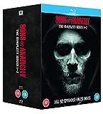 Hijos de la Anarquía / Sons of Anarchy (Complete Series 1-7) - 23-Disc Box Set ( Sons of Anarchy - Series One thru Seven (92 Episodes) ) [ Origen UK, Ningun Idioma Espanol ] (Blu-Ray)