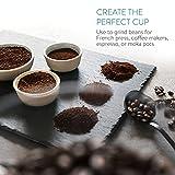 Zoom IMG-2 navaris macinacaffe professionale casa coffee
