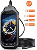Best Inspection Cameras - DEPSTECH Endoscope with 4.5in IPS Screen, 2.0MP Inspection Review