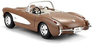نموذج سيارة عالي الجودة 1:18 من سبائك المحاكاة في قالب لعبة الحلي الكلاسيكية مجموعة السيارات والمجوهرات 24.5 × 10.2 × 6.9 ...