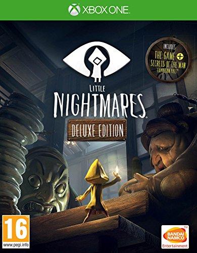 Little Nightmares Deluxe - Xbox One [Importación inglesa]