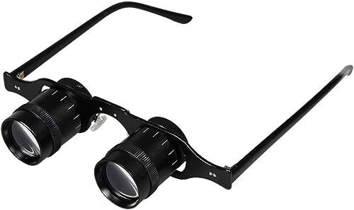 LCF Miroir De Pêche Multicouche Optique Lentille 3 Fois Lunettes Jumelles Binoculaire Cadre en Métal Jumelles Outils de Plein Air
