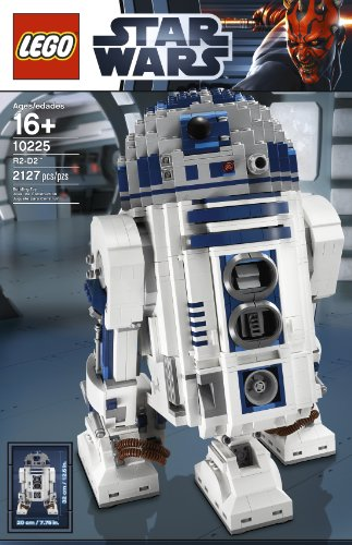 LEGO Star Wars 10225 R2D2 (japan import)