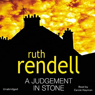 A Judgement in Stone cover art