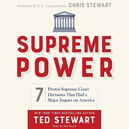 Supreme Power cover art