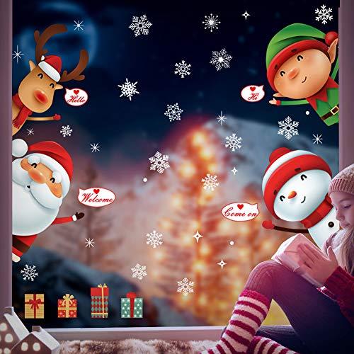 pegatina de navidad de la marca FeiGu