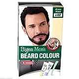 Hoyu Co. Bigen Men's Beard Colour, Brown Black B102