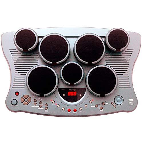 Ringway TD 78 – Almohadillas de tambor electrónico con 7 almohadillas y...