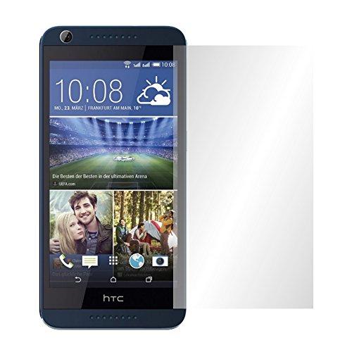 Slabo 4 x Bildschirmschutzfolie für HTC Desire 626G Dual SIM Bildschirmfolie Schutzfolie Folie Zubehör Crystal Clear KLAR