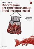 Dieci ragioni per cancellare subito i tuoi account social