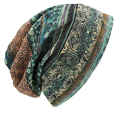 CGXBZA Herfst En Winter Dual-Use Vintage Hoeden Voor Dames Dunne En Bonen Vrouwen Sjaal