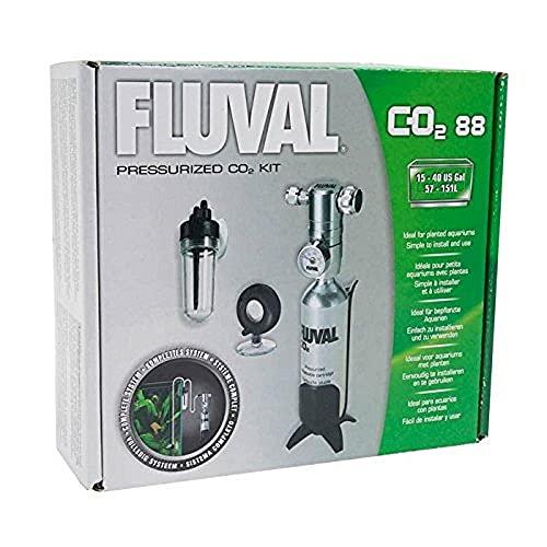 Fluval Kit de CO2 Pressurisé Grand 88